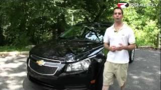 RoadflyTV - 2011 Chevrolet Cruze ECO Test Drive&Car Review