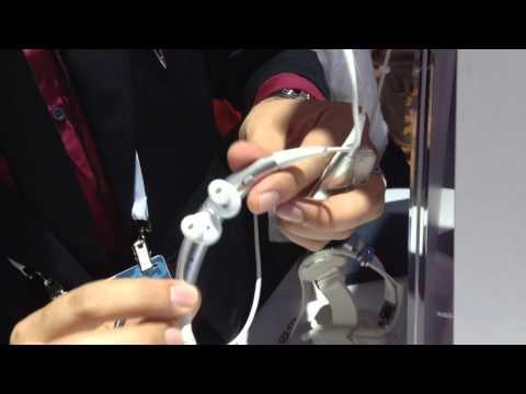 CES 2015 | Hands On Wearables de Samsung