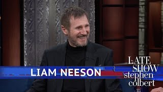 Video Liam Neeson Might Be The Voice On Your GPS MP3, 3GP, MP4, WEBM, AVI, FLV Januari 2018