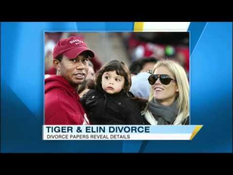 Inside Tiger Woods' Divorce