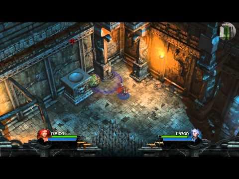 Let's Play Together Lara Croft and the Guardian of Light #009 [Deutsch] [HD] - Zielsprengung