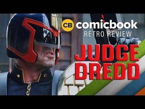 Judge Dredd (1995) - ComicBook Retro Review