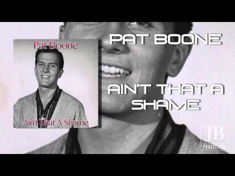 Tekst piosenki Pat Boone - Ain't That A Shame po polsku