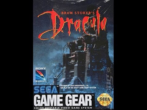 Bram Stoker's Dracula Game Gear