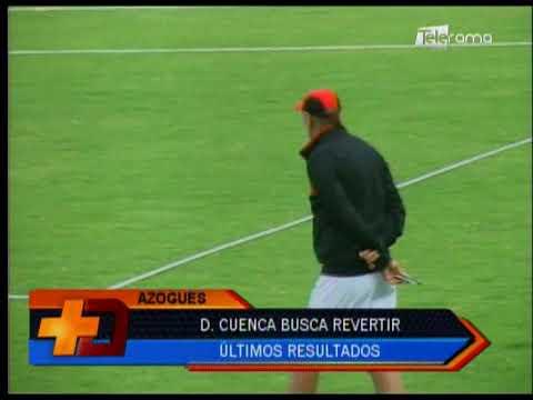 Deportivo Cuenca busca revertir últimos resultados