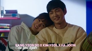 Video KANG YEON DOO X KIM YEOL X SEO HA JOON // SEE YOU AGAIN (발칙하게 고고) MP3, 3GP, MP4, WEBM, AVI, FLV Maret 2018