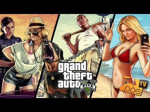 Wideorecenzja gry: Grand Theft Auto V