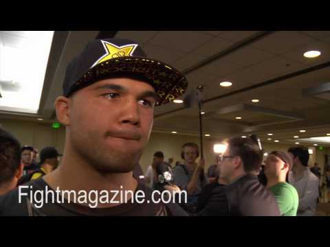 Robbie Lawler Sees Game Opponent in Babalu