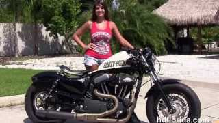 9. Used 2014 Harley Davidson Sportster Forty-Eight Motorcycles for sale