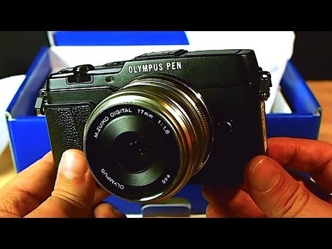 Olympus PEN E-P5 vs OM-D EM-5 – What's the Difference?