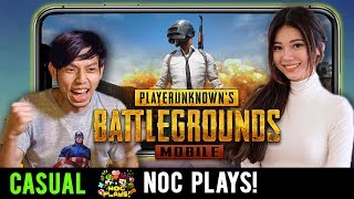 Video NOC Plays PUBG MOBILE! (Won't Stop Till No.1) ft. Aurelia MP3, 3GP, MP4, WEBM, AVI, FLV November 2018
