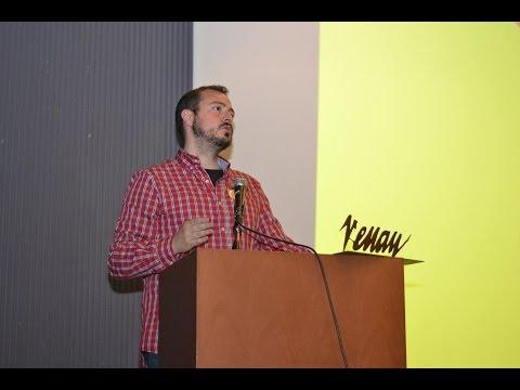 """Javier Parra: """"Esta Conferencia es solo el comienzo en la batalla por una Nueva Cultura"""""""
