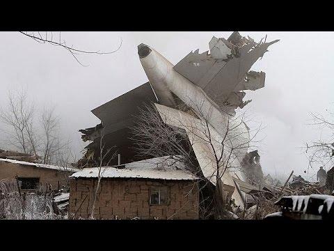 Κιργιστάν: Συντριβή αεροσκάφους των Τουρκικών Αερογραμμών-Δεκάδες οι νεκροί