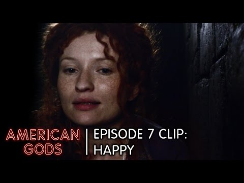 Episode 7 Clip: Happy | American Gods
