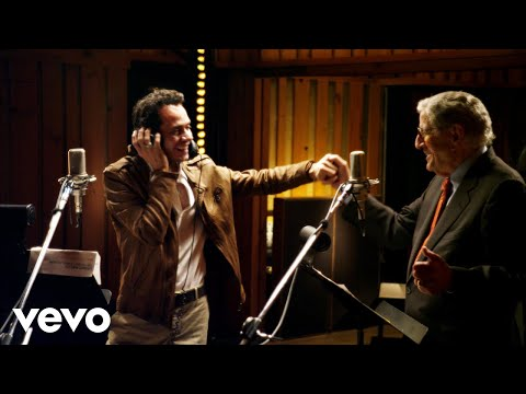 Tony Bennett & Marc Anthony - For Once In My Life