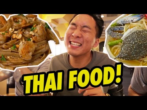 FUNG BROS FOOD: Thai Food