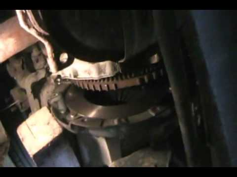 #1177 2003 Kia Rio clutch replacement lesson [Davidsfarm]