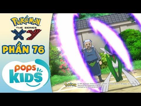 Tổng Hợp Hành Trình Thu Phục Pokémon Của Satoshi - Hoạt Hình Pokémon Tiếng Việt S18 XY - Phần 76 - Thời lượng: 1:03:22.