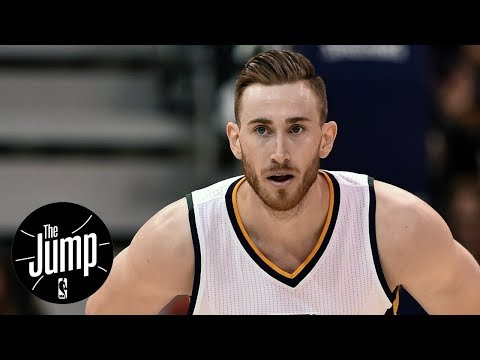 Could Miami Heat Land Gordon Hayward? | The Jump | Espn
