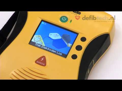 Defibtech Lifeline AED View