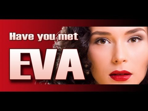 Video of EVA - (Siri for Android)