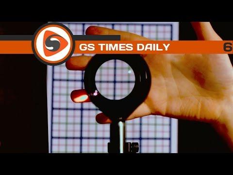 GS Times [DAILY]. Технология невидимости создана!