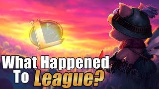Video What Happened To League of Legends? MP3, 3GP, MP4, WEBM, AVI, FLV Agustus 2018