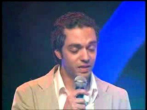 Al Mahabba Awards 2008  مهرجان جوائز المحبة عبدالرحمن محمد
