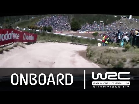Vídeo on-board SS16 Fafe Jari-Matti Latvala WRC Rallye de Portugal 2015