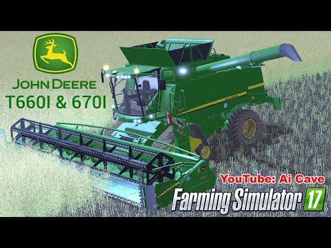 John Deere T Series Official v3.0