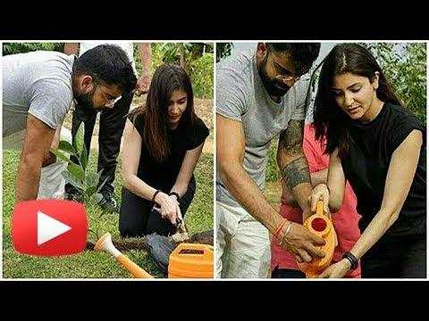 Virat Kohli And Anushka Sharma Romantic Vacation I