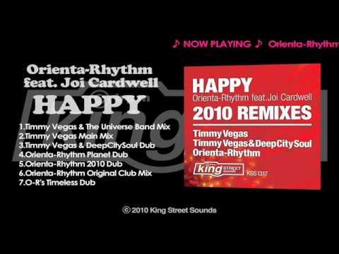 Orienta-Rhythm feat. Joi Cardwell -