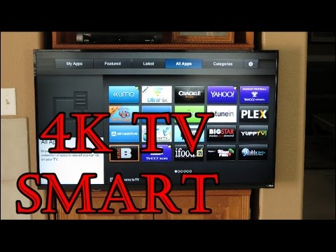 What to expect with a 4K Smart TV