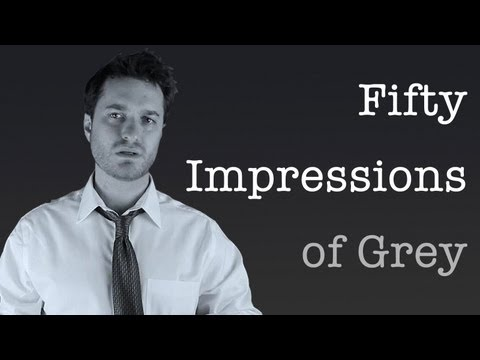Fifty Impressions Of Grey
