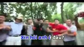 Karaoke Anh La Ai (Voice) - Việt Khang hát, nhac karaoke, beat karaoke, beat nhac