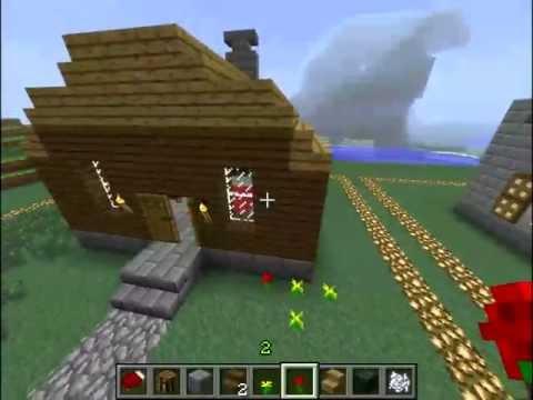 Minecraft Desafió de Construcción Rápida [Casa] # 1