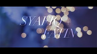 MALAY WEDDING : Syafiq + Fatin  // Wedding by NEXT ART