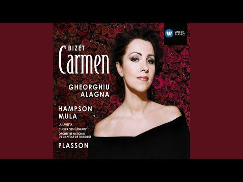 Video Carmen, Act I: No.5 Habanera : L'amour est un oiseau rebelle (Carmen/Cigarières/Jeunes... download in MP3, 3GP, MP4, WEBM, AVI, FLV January 2017