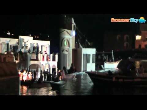 La Festa a Mare agli scogli di Sant'Anna 2011