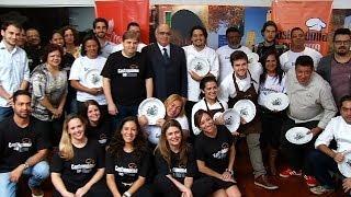 VÍDEO: Gastronomia no Morro leva cozinheiros a conceituado restaurante em BH