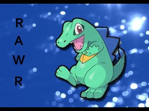 [Live!] Shiny Totodile After Only 1675 SR's