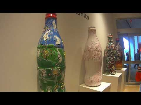 World Of Coca Cola and Bobo Chinese Food