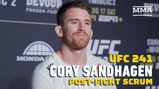 UFC 241: Cory Sandhagen Believes He's Only Bantamweight Who Can Beat Henry Cejudo - MMA Fighting by MMA Fighting