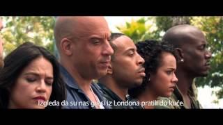 Nonton PAKLENE ULICE 7 (FAST & FURIOUS 7) - TREJLER Film Subtitle Indonesia Streaming Movie Download