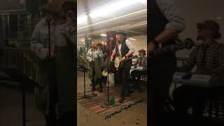 Video Jimmy Fallon and Christina Aguilera in Subway Station NYC June 13th MP3, 3GP, MP4, WEBM, AVI, FLV Agustus 2018