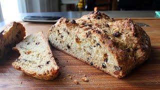 Irish Soda Bread Recipe - How To Make Irish Soda Bread - St. Patrick's Day Recipe