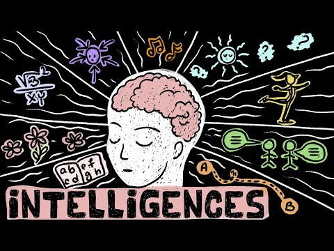 """The """"9 Intelligences"""" and Fluid vs Crystallized - Can you Improve Intelligence?"""