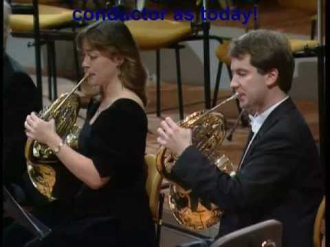 Stefan Dohr - Rameau´s Les Boreades is on the programme for the Berlin Philharmonic´s 2012 New Year´s Eve Concert. Almost 20 years ago this piece had been also on the prog...