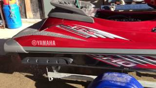 10. Yamaha FZS Jetski - Straight Pipe!!