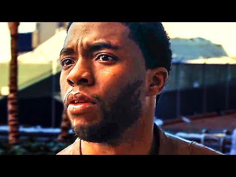 MESSAGE FROM THE KING Trailer ✩ Chadwick Boseman (Netflix - 2017)